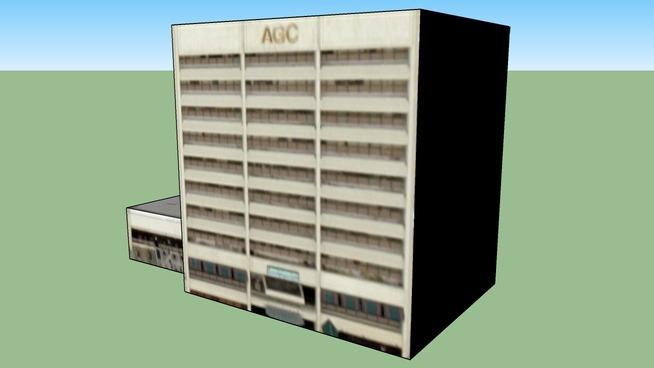 AGC Building in Seattle, WA, USA
