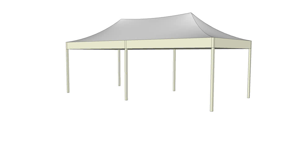 Easy Up Tent 8x4