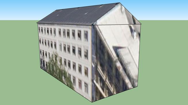 Budynek przy 0890 Oslo, Norwegia