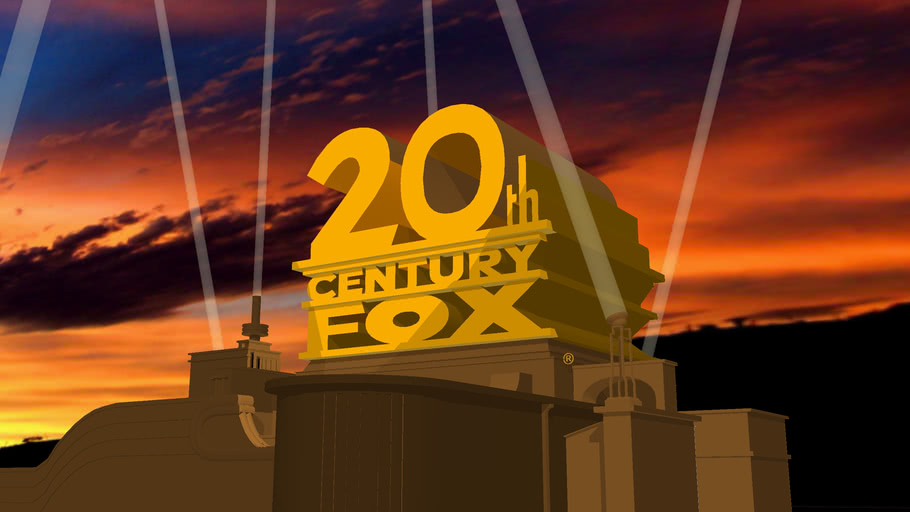 20th Century Fox Logo | 3D Warehouse