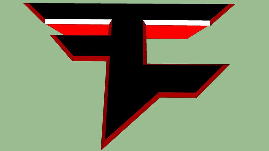 Faze Clan Logo 3d Warehouse
