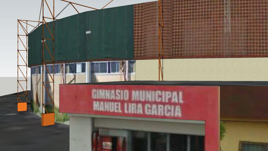 Jimnasio municipal Manuel Lira Gracia
