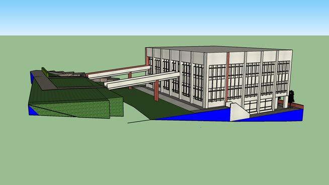 Auditorium & Student Center