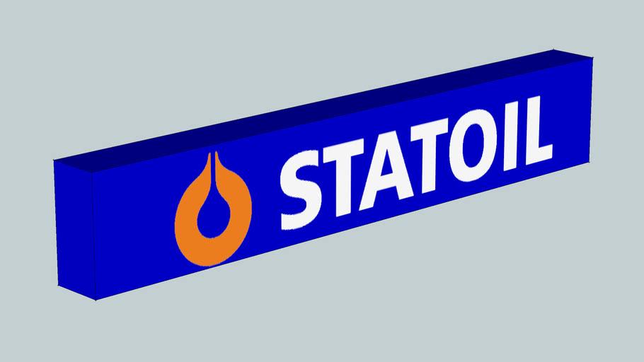 Logo (type 1). Statoil Fuel&Retail, Riga, Latvia