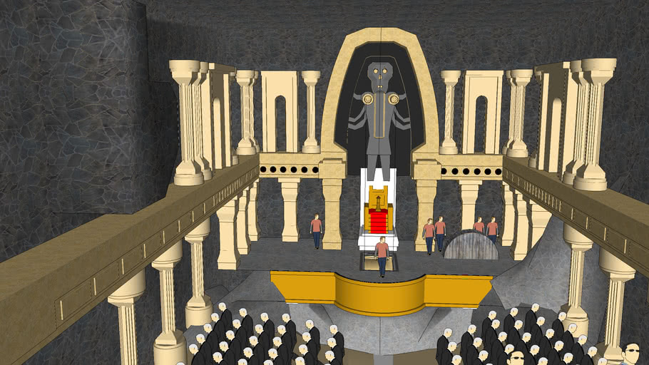 The Temple of Doom (Kali Ma)