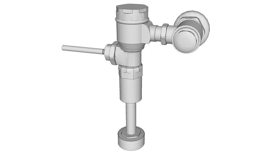 Crown II Model Flushometer 186