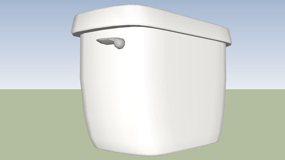 WC water tank