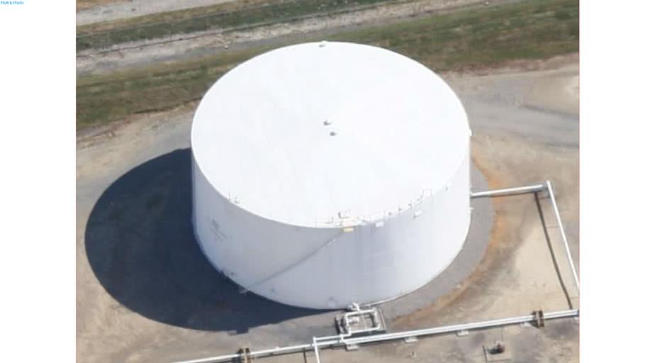 tank in Chesapeake, VA, USA
