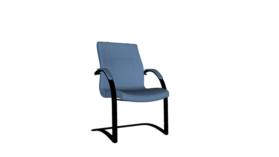 OFFICE  CHAIR 2 OR HIGHER RENDER READY