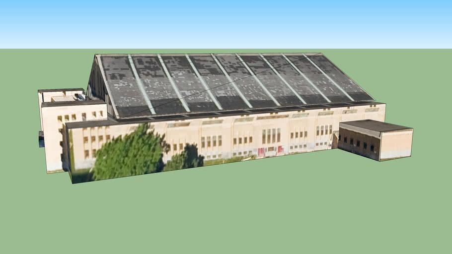 Edificio en Minneapolis, Minnesota, EEUU