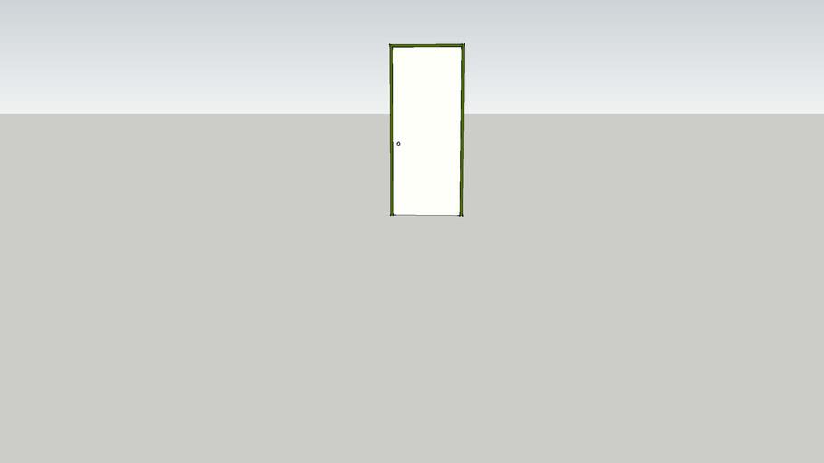 Door 210cm x 90cm
