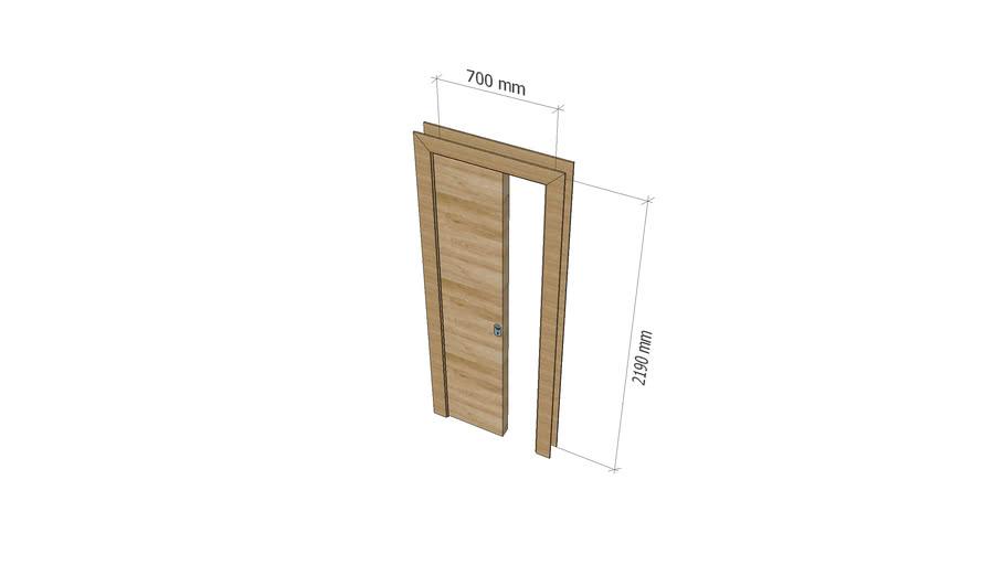Porta SCRIGNO 700 x 2190 mm