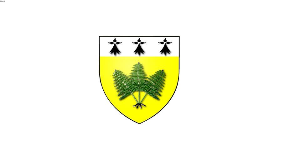 blason de la ville de Fougères