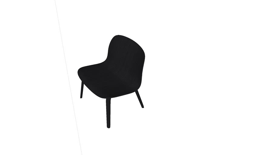 Visu Lounge Chair by Muuto - designed by Mika Tolvanen