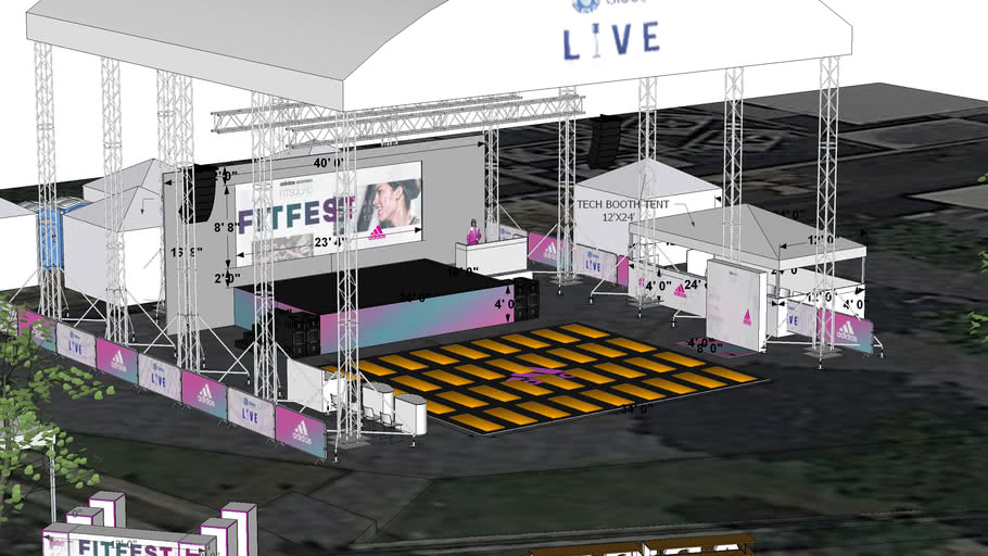 adidas fitfest