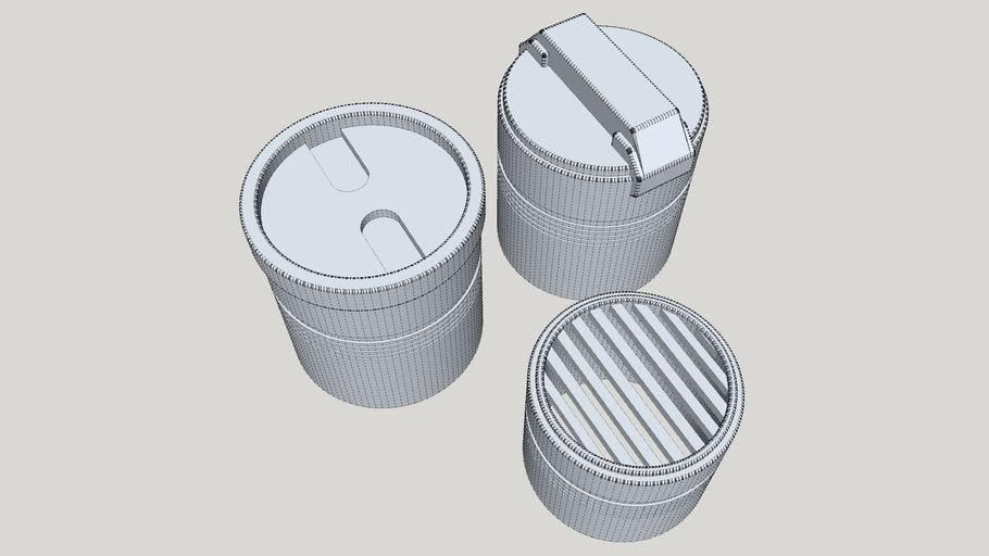 RMQ Concept Helmet Respirators