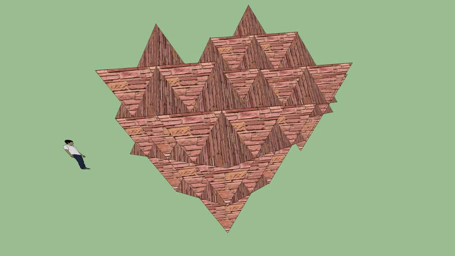 Paolo - Composizione di tetraedri - Stelle octangule