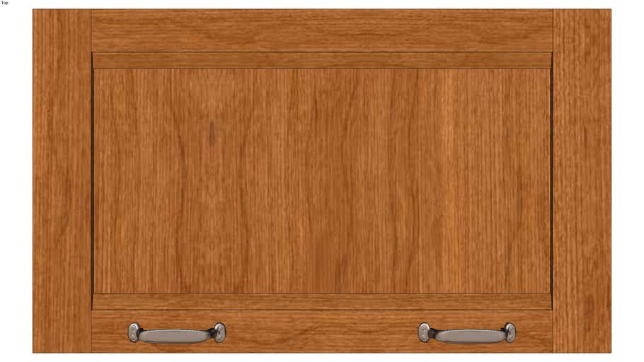 Wall Refrigerator Top Hinge 18Hx24D