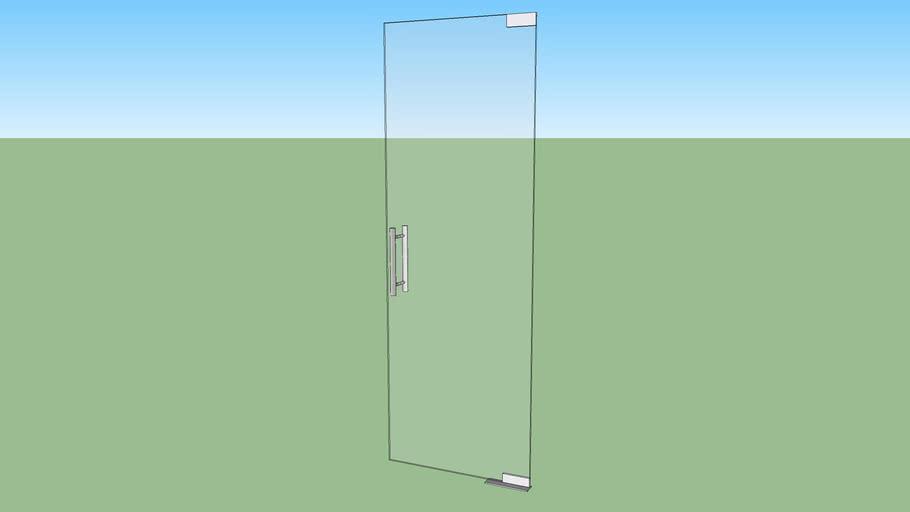 Glass Door 1