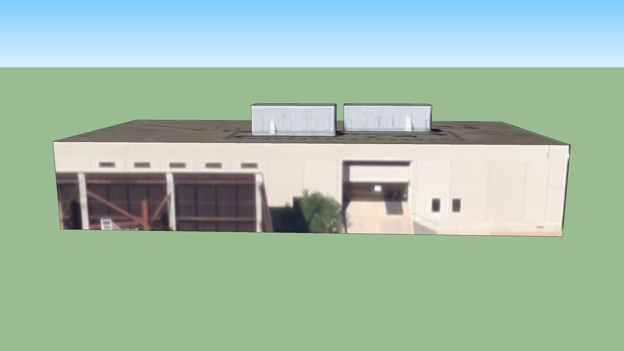 Building on UTSA Campus, San Antonio, TX, USA