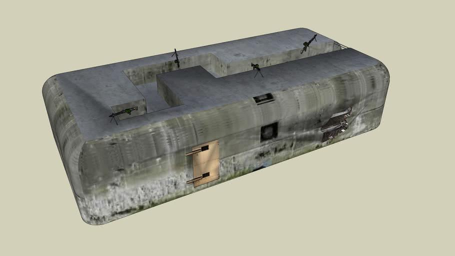 GermanWWII bunker