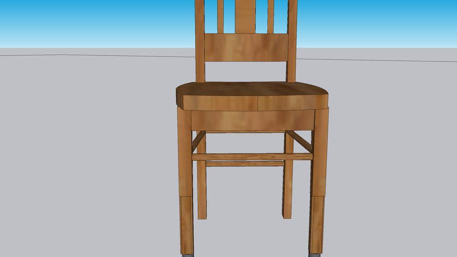 chaise vielle