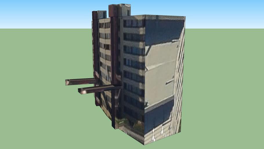 Ēka adresē Viña del Mar, Čīle