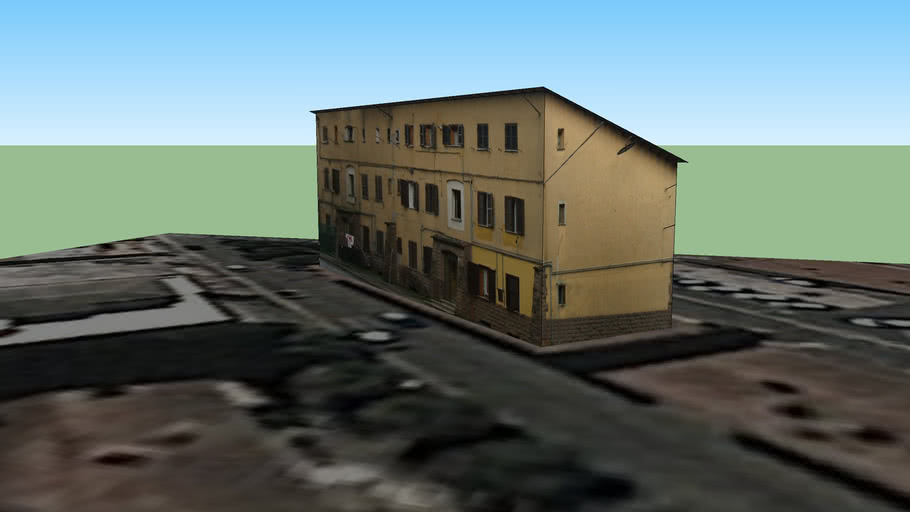 Edificio 1 via Giacomo Matteotti, Valmontone