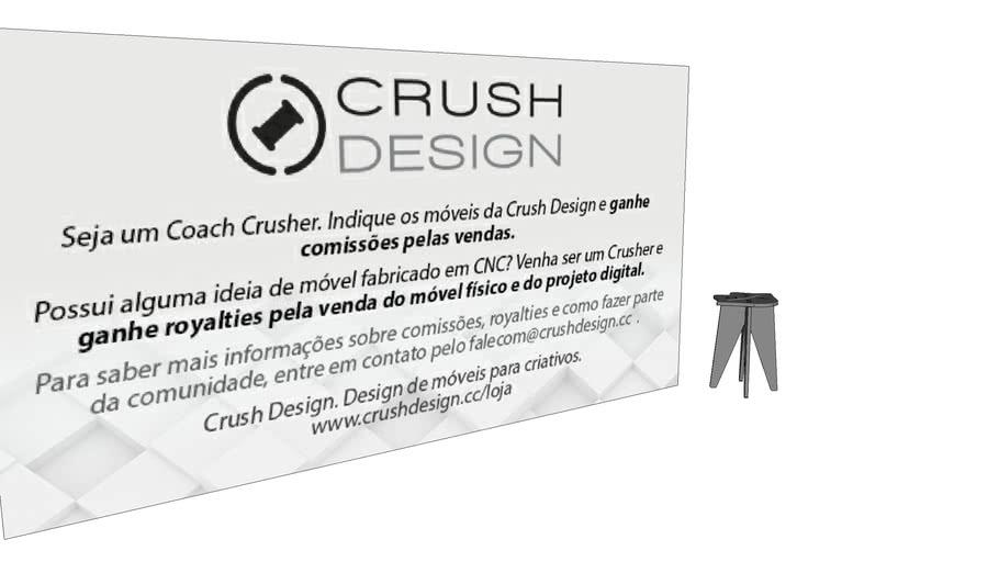Banco Bocca - Crush Design