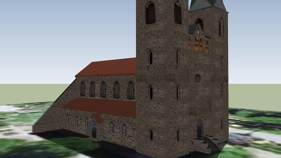 Kloster Hillersleben
