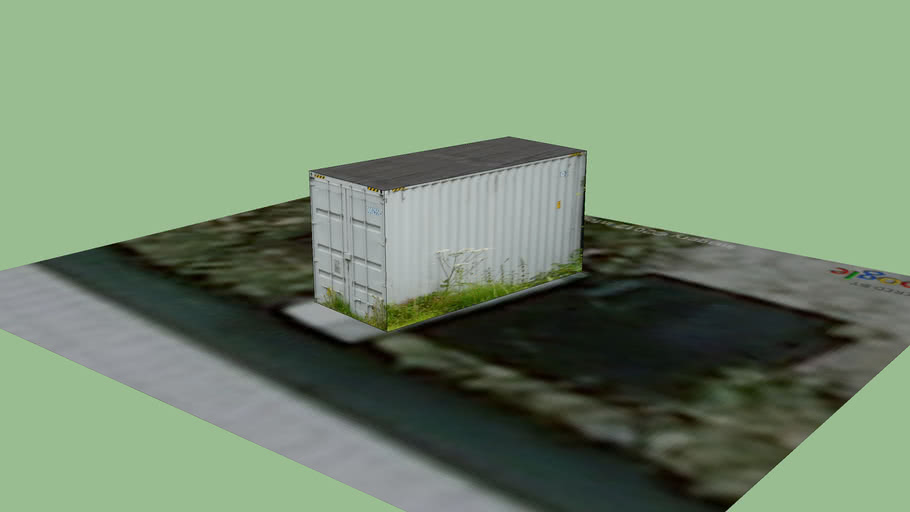 EGBO_Grey_Container