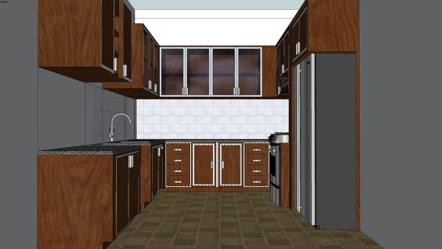 Kitchenset 3 FRAY
