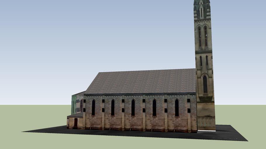 Eglise (Le Porge 33)