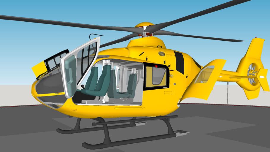 Eurocopter EC-135P2
