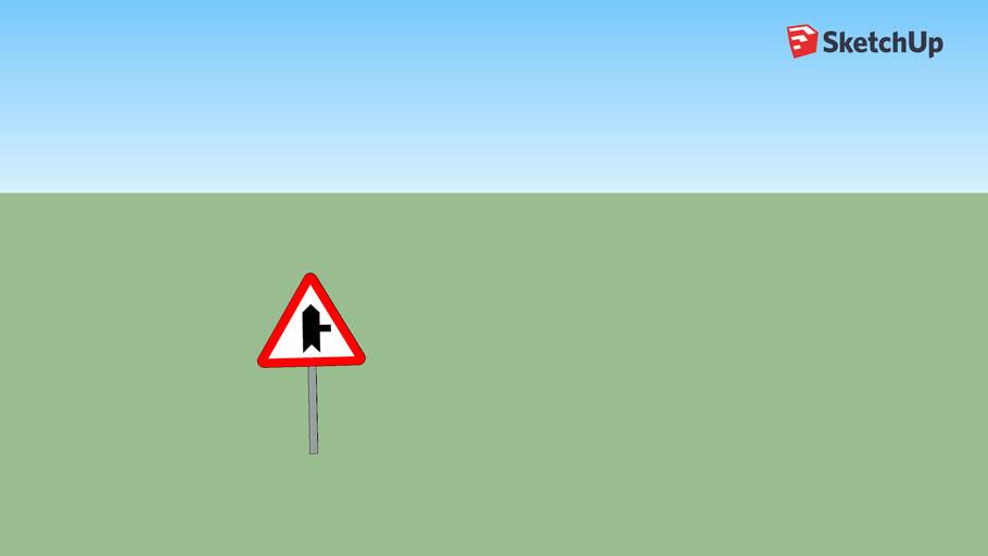 senyals transit  triangular simple