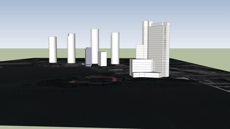 Keilaniemen tornisuunnitelmat