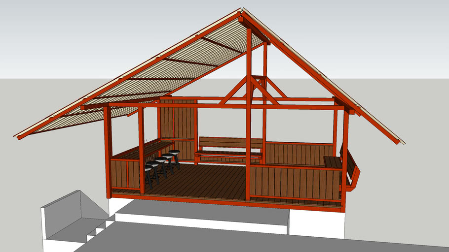 Massage house v3a