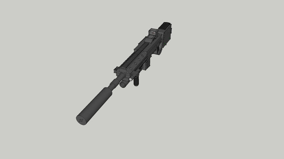H&K Special Purpose Rifle
