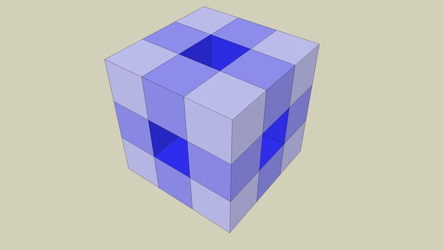 Tommaso - Cubo di cubetti