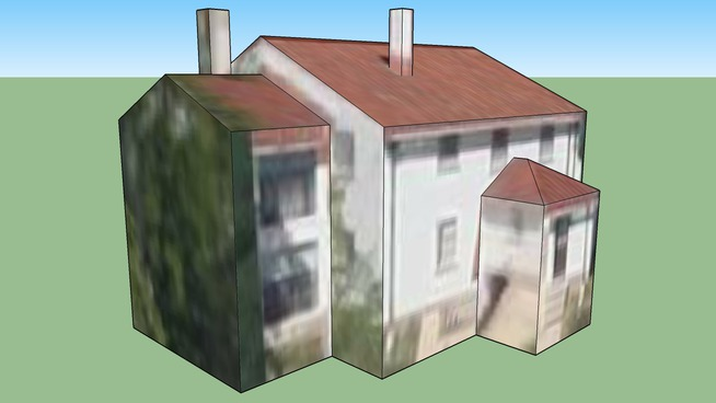 Base housing, Ft. Sam Houston in San Antonio, TX, USA