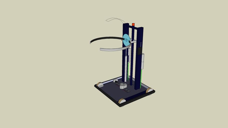 TEAM 1590 FRC Robot