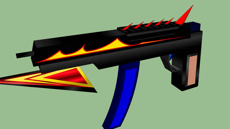 Gun/SMG-Hunter-1