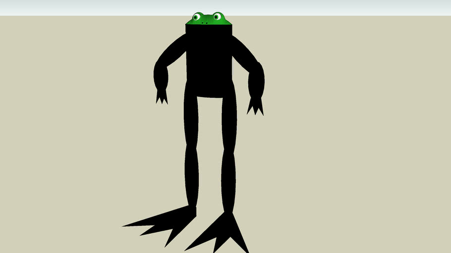 mr.frog the ninga