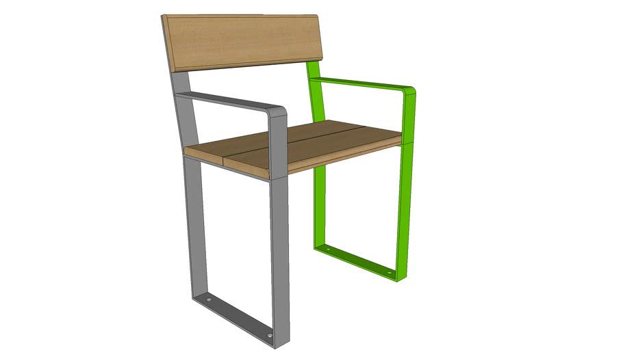 Marshalls Loci Single Seat