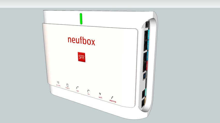 SFR n9uf box