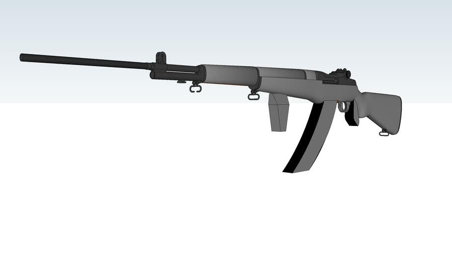 M1HKM-1(Auto) Chlorine 7.62X54Rmm