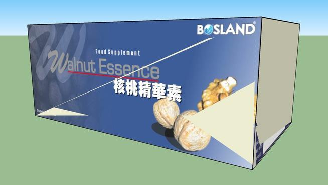 Walnut Essence  Box