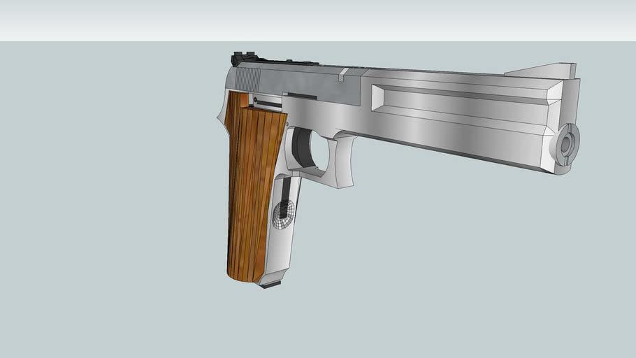 Smith & Wesson Modelo 622 - Cal. 22