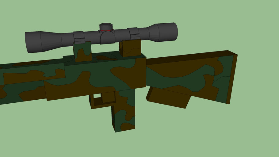 paz arms midget rifle