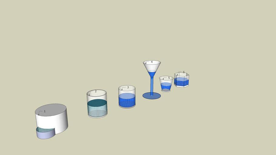 Wassergläser - glasses